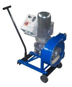 pompa peristaltica dosatrice a portata variabile inverter su carrello, pompe peristaltiche dosatrici elettroniche