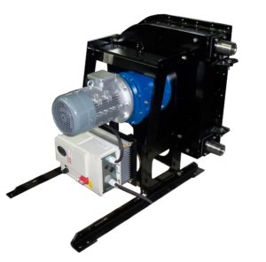 pompa peristaltica hose carrier hcp 50 con inverter