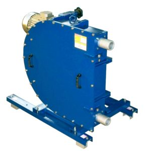 Pompa peristaltica per bentonite di riempimento sonde pompa di calore, www.peristalticpumps.it pompe peristaltiche pompa peristaltica