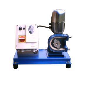 pompa dosatrice elettronica a portata variabile con inverter pompe peristaltiche dosatrici elettroniche