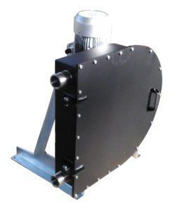 Pompa peristaltica Hose Carrier HCP 5.0 Verticale
