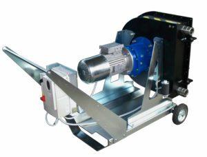 Pompa peristaltica Hose Carrier HCP 50 per prodotti chimici, www.peristalticpumps.it pompe peristaltiche pompa peristaltica