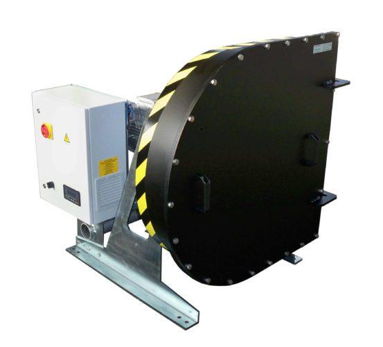 HCP 6.5 con inverter