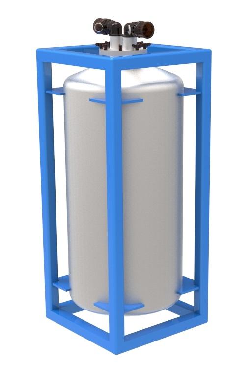 opzioni fusto per aspirazione indiretta liquidi e fluidi pericolosi