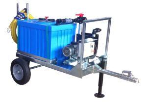 sistema mobile scarico acque sentina partner-2r-a