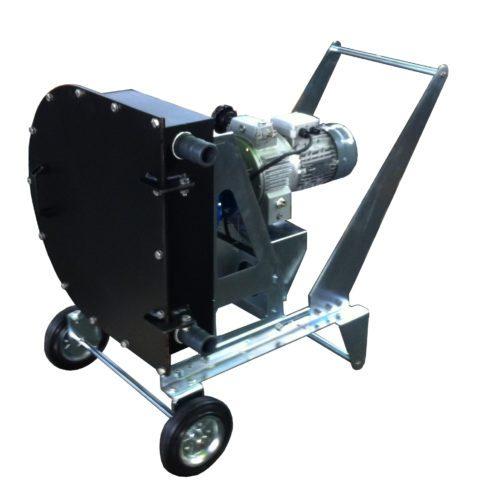 Pompe Hose Carrier per aspirazione reflui e fanghi derivanti dalla finitura di superfici metalliche