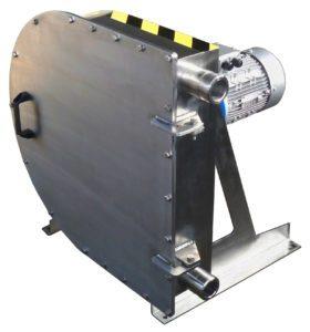 pompe peristaltica in acciaio inossidabile inox 304 - 316, www.peristalticpumps.it pompe peristaltiche