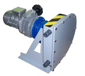 pompa peristaltica hcp 25 per aspirare da grande distanza fluidi e reflui galvanica