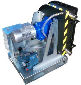 viscous and dense fluids peristaltic pump