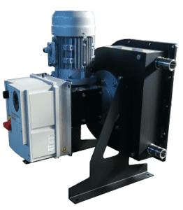 pompa peristaltica per Sistema di scarico per marina