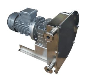 pompa peristaltica per filtrazione liquidi in aspirazione